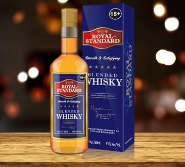 Royal standard whisky